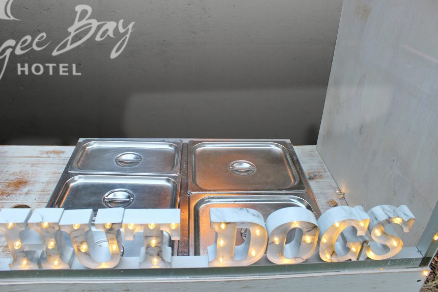 COVID safe catering